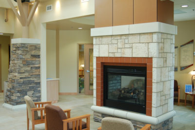 Coronado Stone - Sletten Cancer Center - Havre, MT