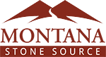 Montana Stone Source logo
