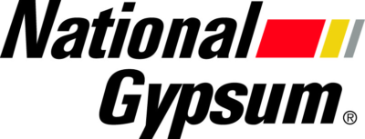Logo for National Gypsum